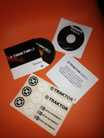Traktor audio 2 pro dj