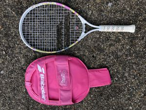 Babolat junior tennis racket with cover for Sale in West Linn, OR