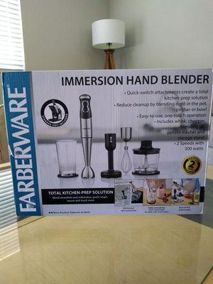 Farberware Immersion Hand Blender for Sale in Santa Fe Springs, CA
