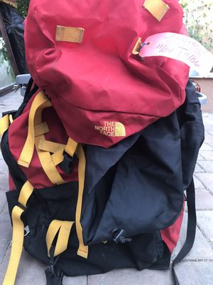 North Face Hiking Backpack for Sale in Scottsdale, AZ
