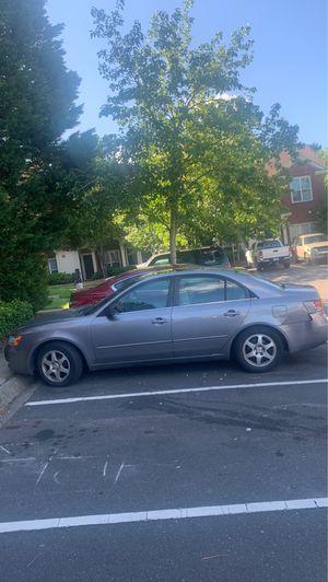 Hyundai Sonata for parts for Sale in Charlotte, NC