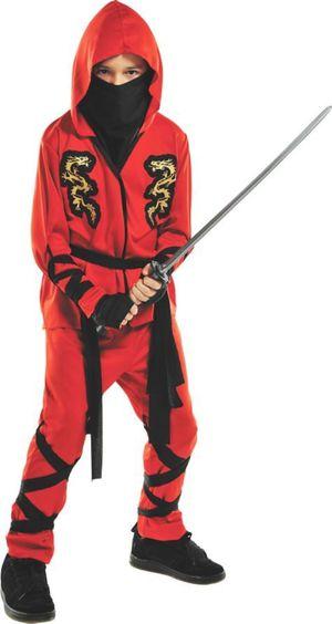 Ninja costume size 10-12 for Sale in Lawrenceville, GA