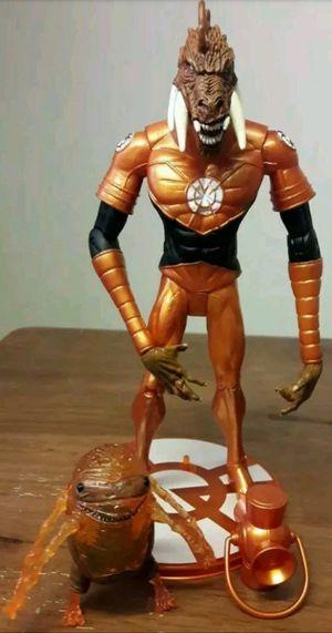 Green Lantern Larfleeze Action Figure dc comics toy for Sale in Marietta, GA