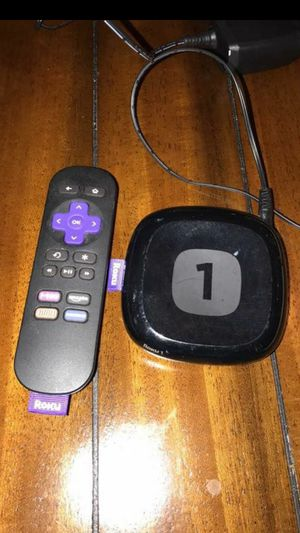 Roku box for Sale in Columbus, OH