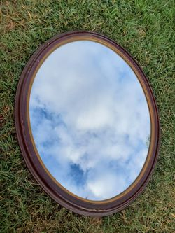 Oval mirror for Sale in West Covina,  CA