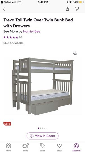 Bunk bed for Sale in Rancho Cucamonga, CA