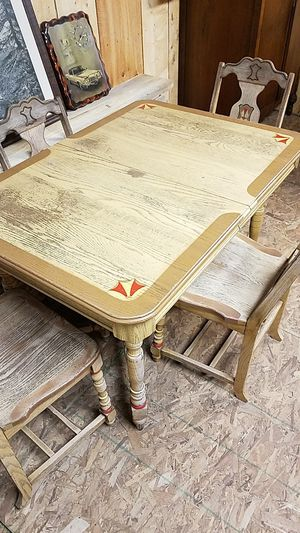 Antique kitchen table for Sale in Sarver, PA