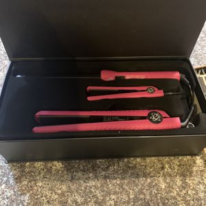 Evalectric Hair Straighteners And Curler SET for Sale in Riverside, CA