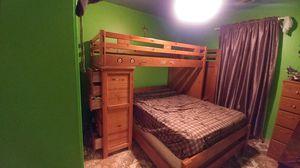 Bunk bed set for Sale in Winston-Salem, NC