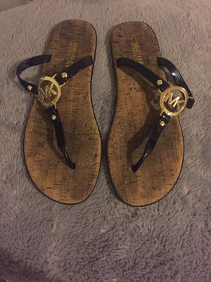Michael Kors - Black/Gold - Size 10 for Sale in West Palm Beach, FL