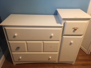 Legacy changing table/dresser for Sale in Stoughton, MA