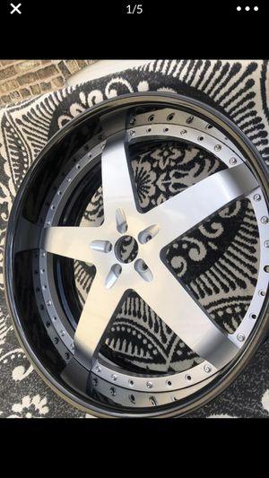"26"" VSK Brutus wheels for Sale in Chicago, IL"