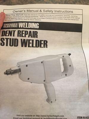 Stud welder for Sale in Detroit, MI