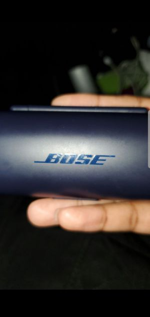 Bose soundsport free earbuds for Sale in Landover, MD