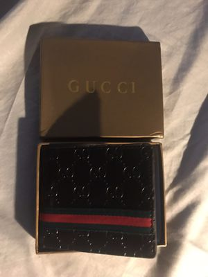 Gucci Mens Wallet for Sale in San Diego, CA