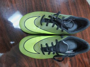 """""""SIZE 5.5 NIKE SOCCER SHOE"""" for Sale in NEW CUMBERLND, PA"""