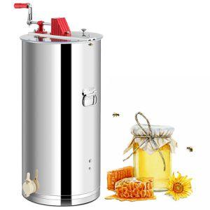 2 Frame Honey Extractor Manual Crank Separator Beekeeping Equipment for Sale in Wildomar, CA