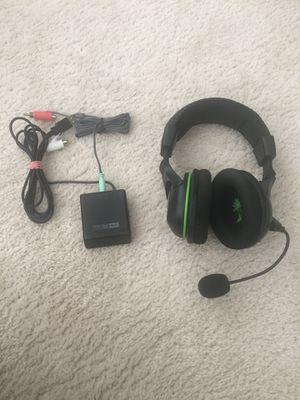 Turtle Beach Earforce X32 Gaming Headphones & Mic for Sale in DeSoto, TX