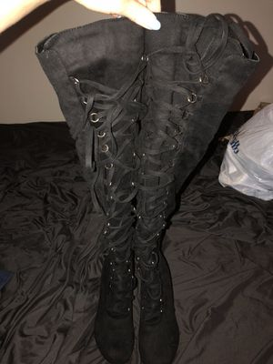 Thigh high boots for Sale in Tampa, FL