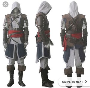 Assassins creed black flag Halloween costume for Sale in American Fork, UT