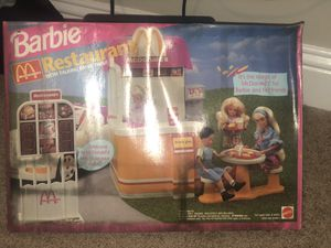 McDonald's Barbie for Sale in Rowlett, TX