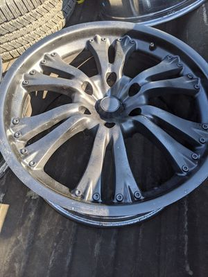 20 inch rims for Sale in Mount Holly, NC