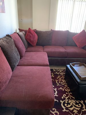 3 seater,2 seater and a couch for Sale in Fresno, CA