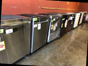 Samsung, Whirlpool, LG and Maytag Dishwashers💲 8L98 for Sale in Allen, TX