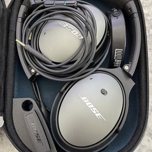Bose QC25 Noise Canceling Headphones for Sale in Queen Creek, AZ