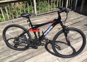 "Men's Mountain Bike 26"" Black/Red for Sale in Chicago, IL"
