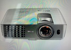 BenQ W1080ST 1080p 3D Short Throw DLP Home Theather Projector (White) - San Francisco for Sale in San Francisco, CA