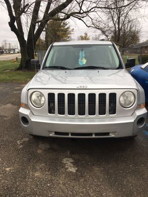 2008 Jeep Patriot for Sale in Morristown, IN