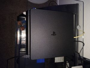 PS4 system with 1 TB memory adult own for Sale in Fresno, CA