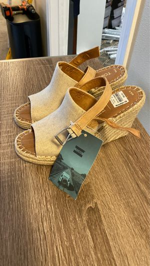 TOMS Wedges for Sale in Cashmere, WA