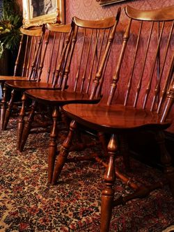 Nichols And Stone Windsor Wing Back Chairs for Sale in Stanwood,  WA