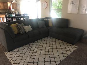 Sectional couch for Sale in Springville, UT