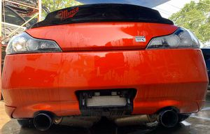 INFINITI G37 Q60 COUPE 2 DOOR FULL AFTERMARKET ARK EXHAUST for Sale in Fort Lauderdale, FL