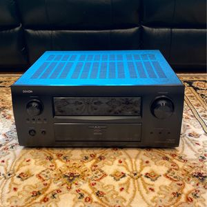 Denon AVR-4810CI 9.3 channel Multi-room Home theater receiver with built-in Wi-Fi (140Watts x 9) $1,100 (Like New). for Sale in Alexandria, VA