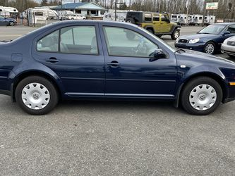 2002 Volkswagen Jetta for Sale in Tacoma,  WA