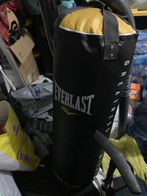 Everlast Punching Bag for Sale in Arcadia, CA