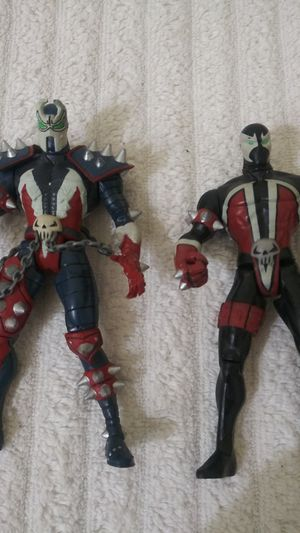 Spawn figures - Vintage for Sale in Hemet, CA
