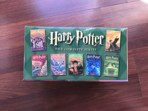 Harry Potter: The Complete Series (1-7) for Sale in Downey, CA