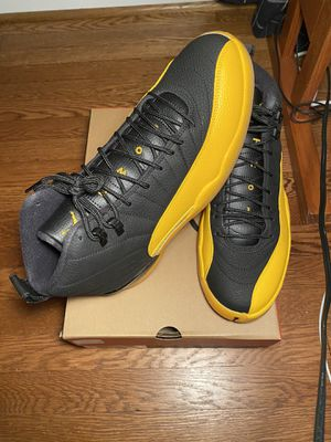 Jordan 12 University Gold Size 12 for Sale in Chevy Chase, MD