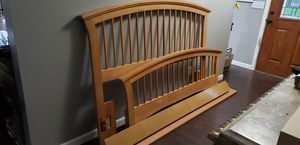 Queen bed frame for Sale in Gig Harbor, WA