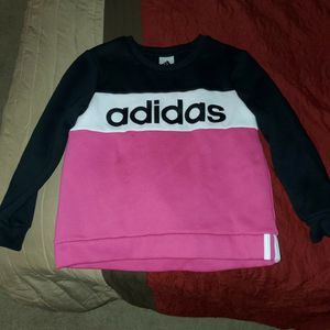 Girls Adidas Sweater Size Large(14) for Sale in Lake Forest Park, WA
