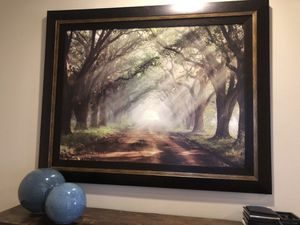 This is a huge, very detail wall art like new for Sale in Jacksonville, AR