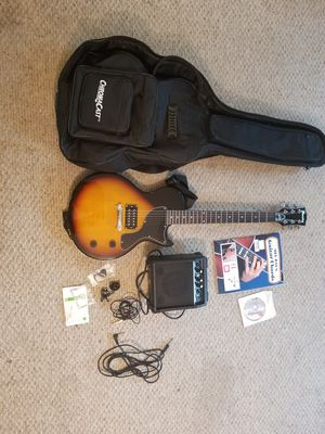 Electric guitar starter kit for Sale in Lloyd Harbor, NY