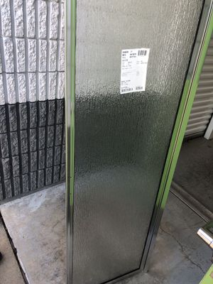 Basco glass shower door for Sale in North Chesterfield, VA