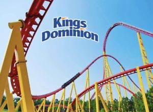 2 Kings Dominion Tickets for Sale in Hampton, VA