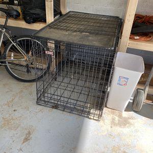 Large Dog cage for Sale in Quantico, VA